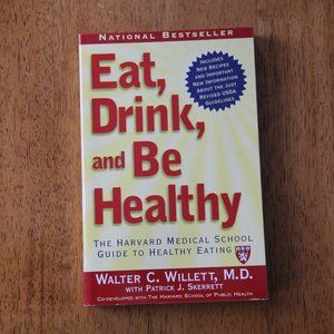 BOOK: Eat, Drink, and Be Healthy (Harvard Guide)